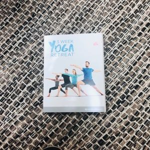 NIB Beachbody 3 Week Yoga Retreat DVD'S